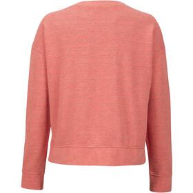 Marmot Westview Camiseta Manga Larga Cuello Redondo Mujer, kashmir heather